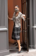 Sarah Jessica Parker Visits SJP Collection Shoe Store in New York
