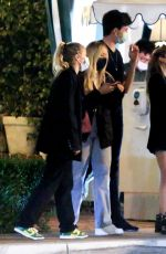 Sofia Richie And Jaden Smith spark dating rumors once again as they are spotted together in West Hollywood