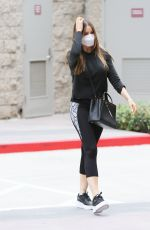 Sofia Vergara Cuts A Sexy Frame In Athleisure Wear For Trip To The Clinic