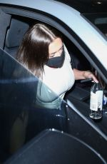 Stassie Karanikolaou Exits The Nice Guy after dinner with friends