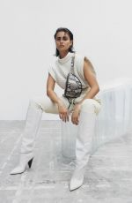 Taylor Marie Hill - photoshoot for Isabel Marant - Fall/Winter 2020
