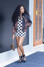 Venus Williams At Ready to Wear Louis Vuitton Show in Paris