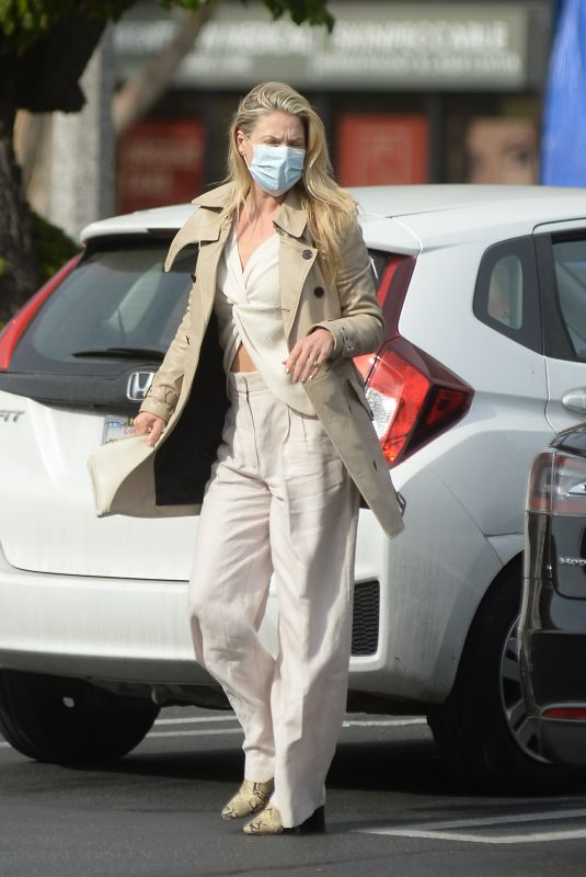 Ali Larter Out and about in LA