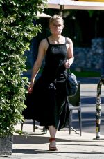 Amber Heard Out in Los Feliz