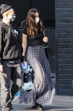 And Ana De Armas Out in Beverly Hills