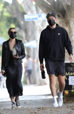 Ashley Benson Out in Los Angeles shopping and getting lunch