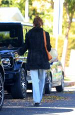 Bella Hadid Gets to her car in Beverly Hills