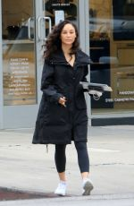 Cara Santana Out running errands in West Hollywood