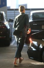 Charlize Theron Visits the hospital in Los Angeles