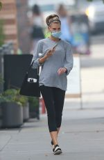 Charlotte McKinney Out in Los Angeles