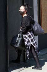 Cheryl Burke Seen at the DWTS studios in Los Angeles