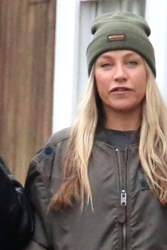 Chloe Madeley Was seen picking up a crepe in Hampstead