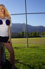 Courtney Stodden Dresses up as Mean Girls character Regina George