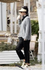 Dakota Johnson Out in Spetses, Greece