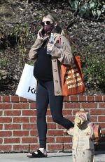 Emma Roberts At Xmas shopping in LA