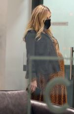 Emma Roberts Furniture shopping with her mom in LA