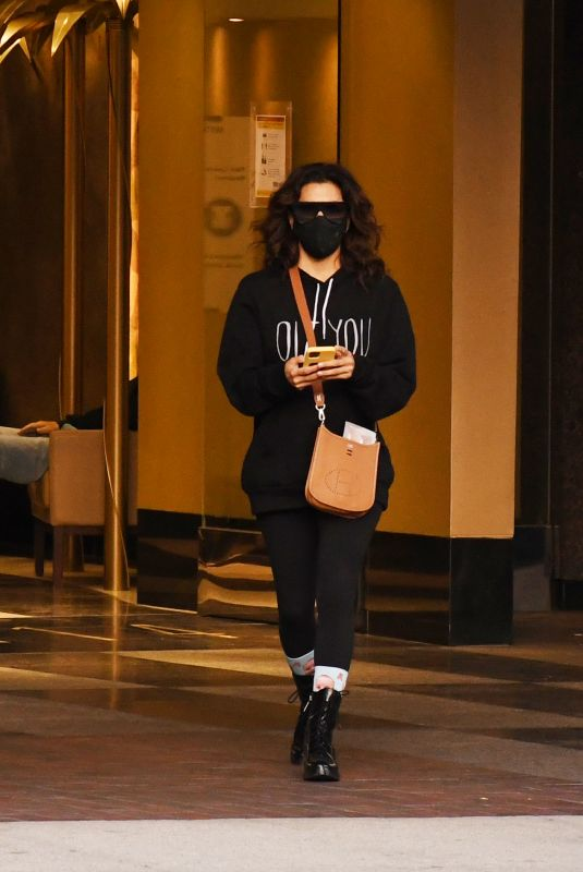 Eva Longoria Spotted Wearing Personalized Socks With Her Sons Image While Out in Los Angeles