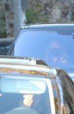 Hailey Bieber & Justin Bieber Seen leaving their home early to visit the doctor