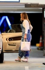 Jennifer Lopez and A-Rod step out for a dinner date