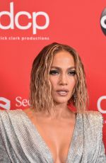 Jennifer Lopez At American Music Awards at the Microsoft Theater in Los Angeles