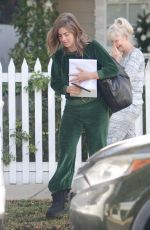 Julianne Hough Out in Studio city