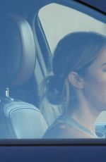 Kaitlyn Bristowe Stops at the DWTS studio but doesn