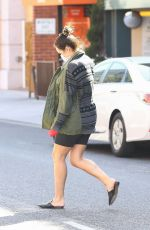 Katharine McPhee Seen heading to an appointment in Los Angeles