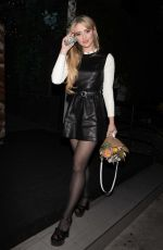 Kathryn Newton Out in Los Angeles at night