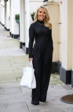 Katie Piper Spotted out and about in London