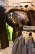 Kelly Osbourne Spotted shopping with a friend at The Grove in Los Angeles