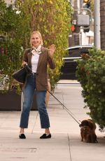 Kelly Rutherford Out in Beverly Hills