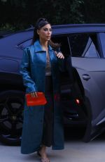 Kim Kardashian Leaving a business meeting in Beverly Hills