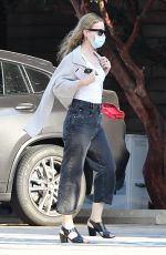 Leslie Mann Out in Malibu