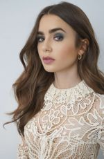 """Lily Collins - Promo photos for her new Netflix movie """"Mank"""" - November 2020"""