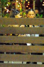 Madison Beer Has dinner at E badi in Beverly Hills