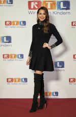 Mandy Capristo At 25th RTL Spendenmarathon in Berlin