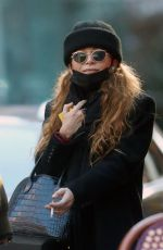 Mary-Kate Olsen Out in New York