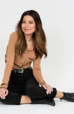 "Miranda Cosgrove - Claire Leahy Photoshoot for her show ""Mission Unstoppable"" - October 2020"