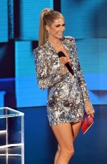 Paris Hilton At American Music Awards at the Microsoft Theater in Los Angeles