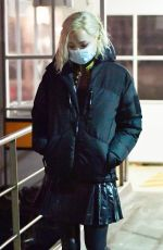 Pom Klementieff On the set of