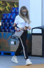 Rebecca Gayheart At grocery shopping at Bristol Farms in Beverly Hills