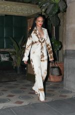 Rihanna Out in downtown Los Angeles