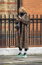 Rita Ora Out & about in central London