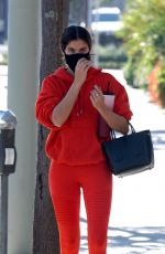 Sara Sampaio Arriving/leaving the gym in West Hollywood