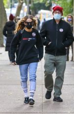 Sarah Jessica Parker Voted at a location in Downtown, Manhattan