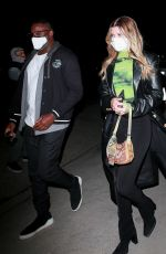 Sofia Richie Leaves dinner with her new boyfriend at Giorgio Baldi in Santa Monica