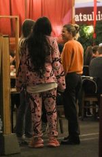Sofia Richie On a casual dinner date in Los Angeles