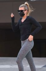 Sofia Richie Shows off her fit physique leaving Lancer Dermatology in Beverly Hills