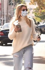 Sofia Richie Spotted with a friend in Beverly Hills