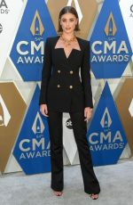 Taylor Marie Hill At 54th Annual CMA Awards in Nashville